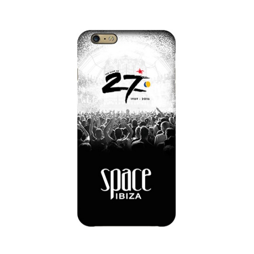 Space Ibiza iPhone Case - Hands