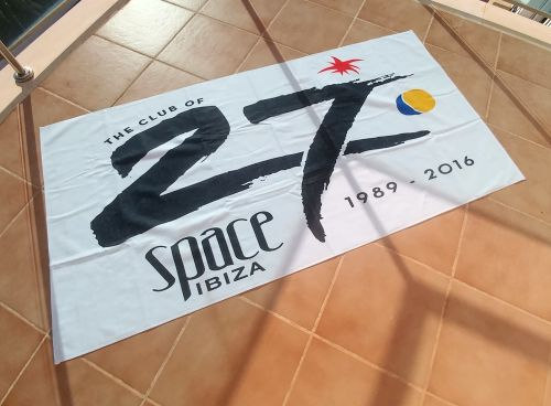 Space Ibiza Towel