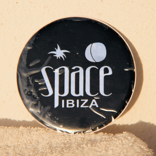Space Sticker (Resin)